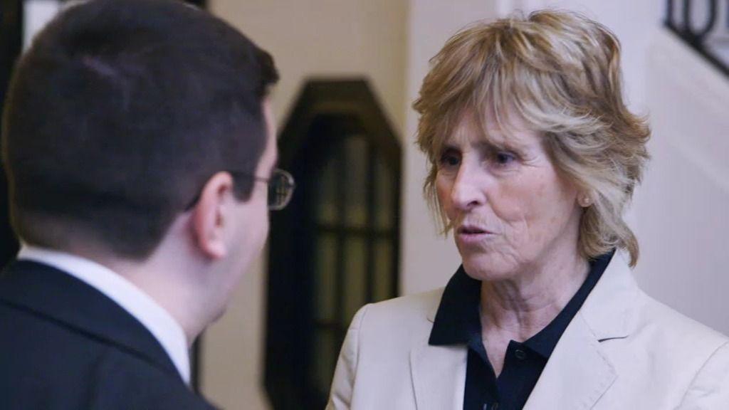 Mercedes Milá habla con el Presidente de la Iglesia de la Cienciología en España