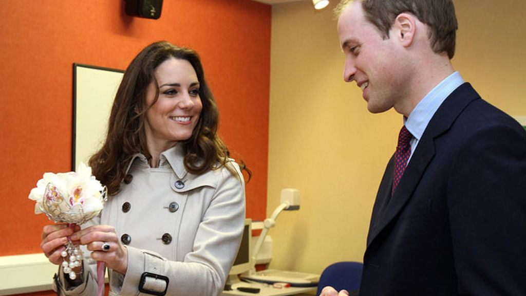 Kate y William