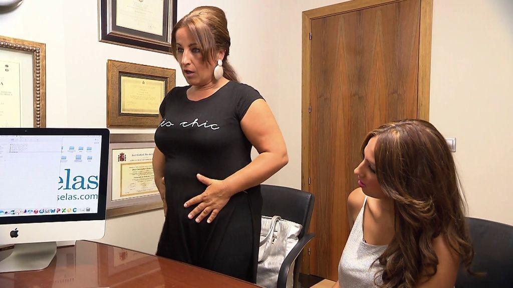 """Raquel visita a un cirujano: """"Esto huele a belleza, huele a cuerpo..."""""""