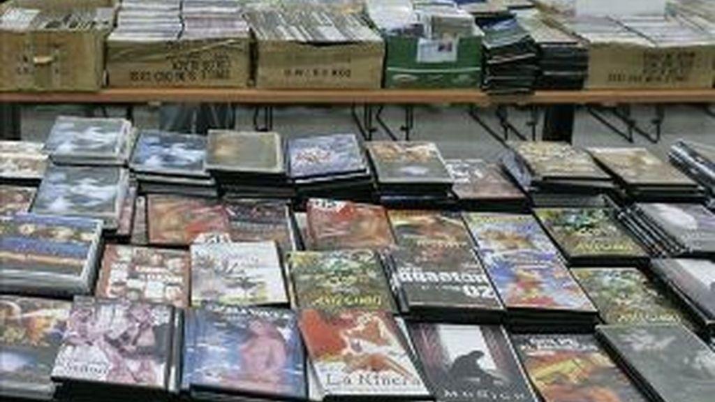 La piratería, un problema contemporáneo. Foto: EFE / Archivo.