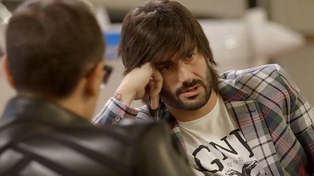 """Melendi: """"Solo puedo decirte que Pablo Iglesias es un tipo con ideales"""""""
