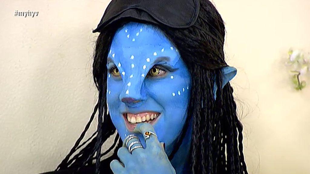 """Avatarina, sobre Avatar: """"Nada que ver a como es por dentro a como es por fuera"""""""