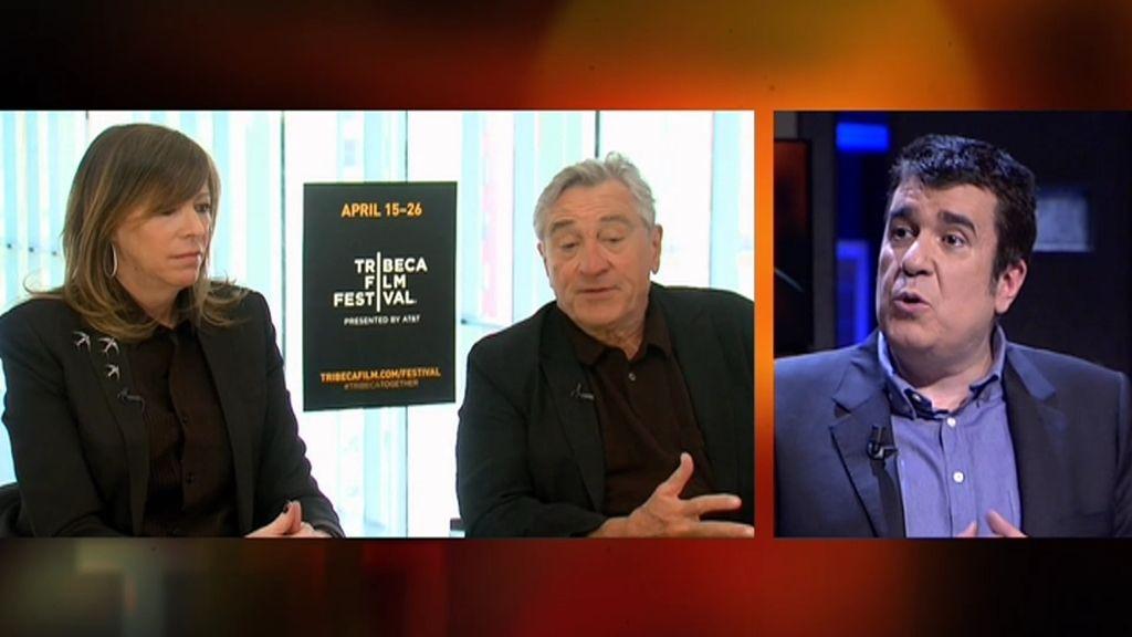Jim Carrey y Robert de Niro en el punto de mira por la polémica anti vacunas en EEUU
