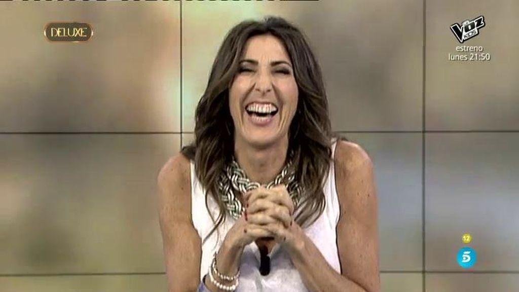 """Amador, sobre Paz Padilla: """"No tiene la gracia de Cádiz con esa cara de sardina aplastada"""""""