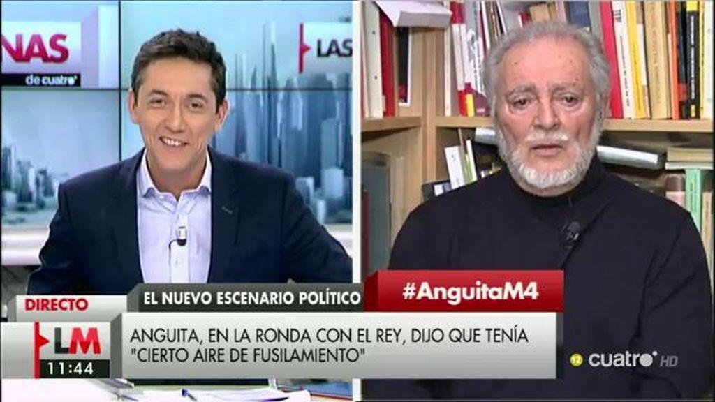La entrevista completa a Julio Anguita