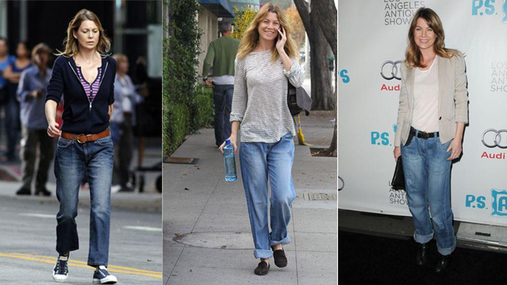 Así es Ellen Pompeo fuera de 'Anatomía de Grey'