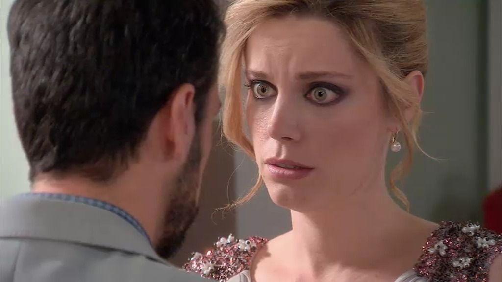 Fefo trata de suspender la boda de Covadonga y don Pablo