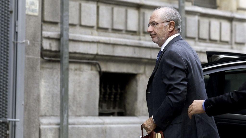 El aval bancario presentado por Rato le permitirá afrontar la fianza y evitar el embargo