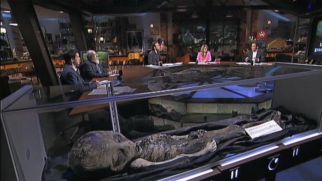 ¿Ha estado expuesto el alienígena de Roswell en un museo de Colorado?