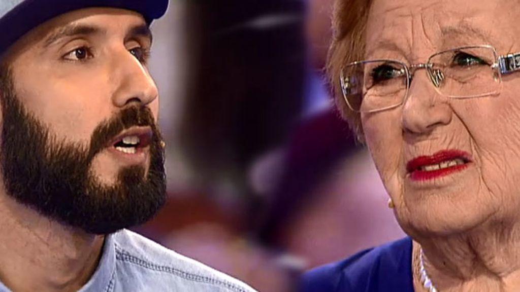 """Ismael, a su abuela: """"Sin ti no sería la persona que soy"""""""