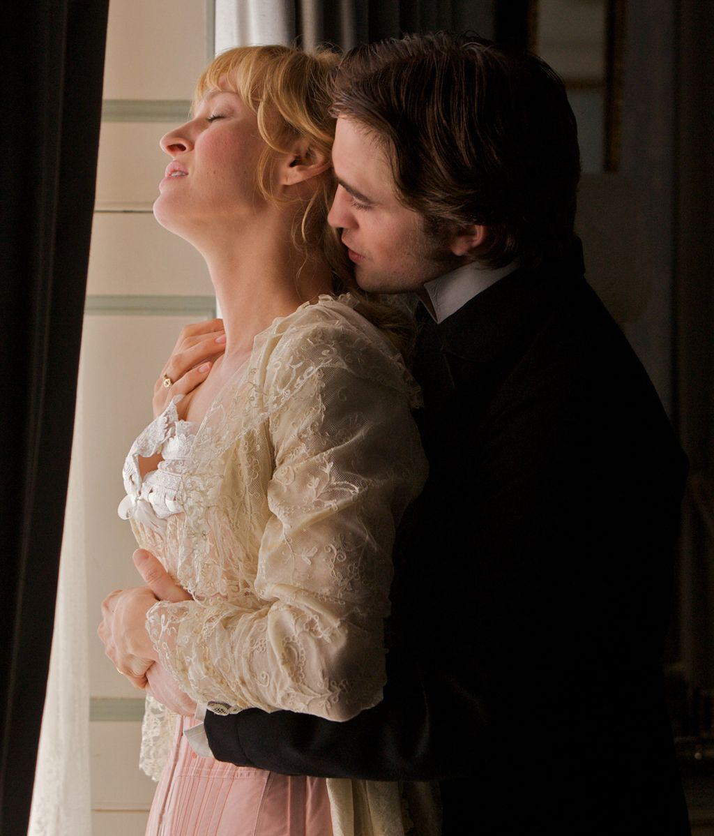 Robert Pattinson en Bel Ami