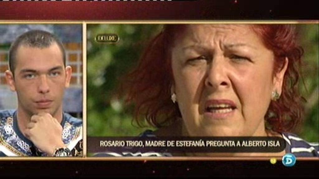"""Alberto Isla: """"Estefanía lleva desde los 13 años rulando por Sevilla como una moneda"""""""