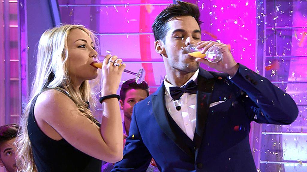El elegante Jorge cautiva a Elisa... y a Nacho