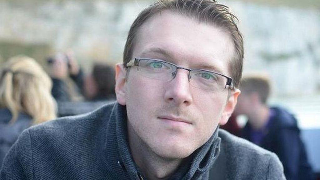 Jeremy Forrest, detenido tras fugarse con su alumna de 15 años