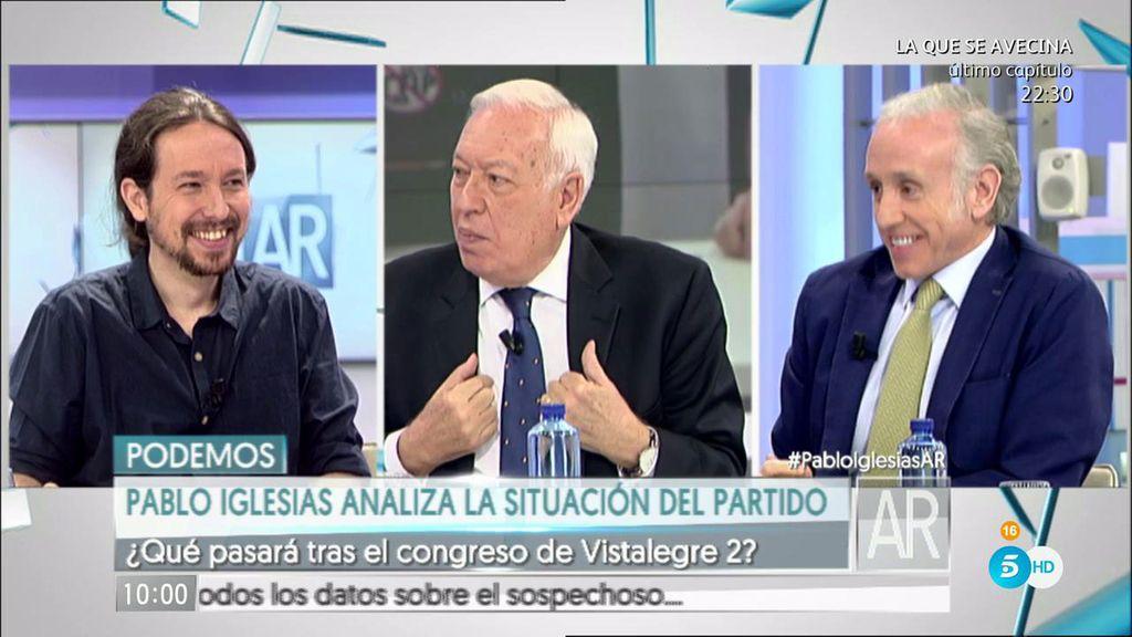 La entrevista a Pablo Iglesias, completa