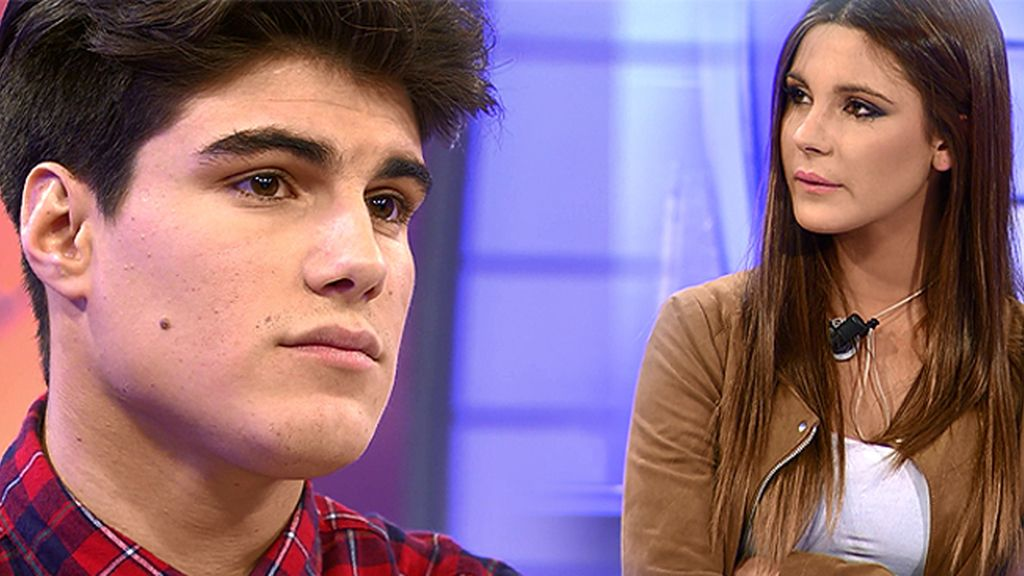 """Julen, sobre Alba: """"Igual soy un cobarde o un tonto, pero no quiero volver a pasarlo mal"""""""