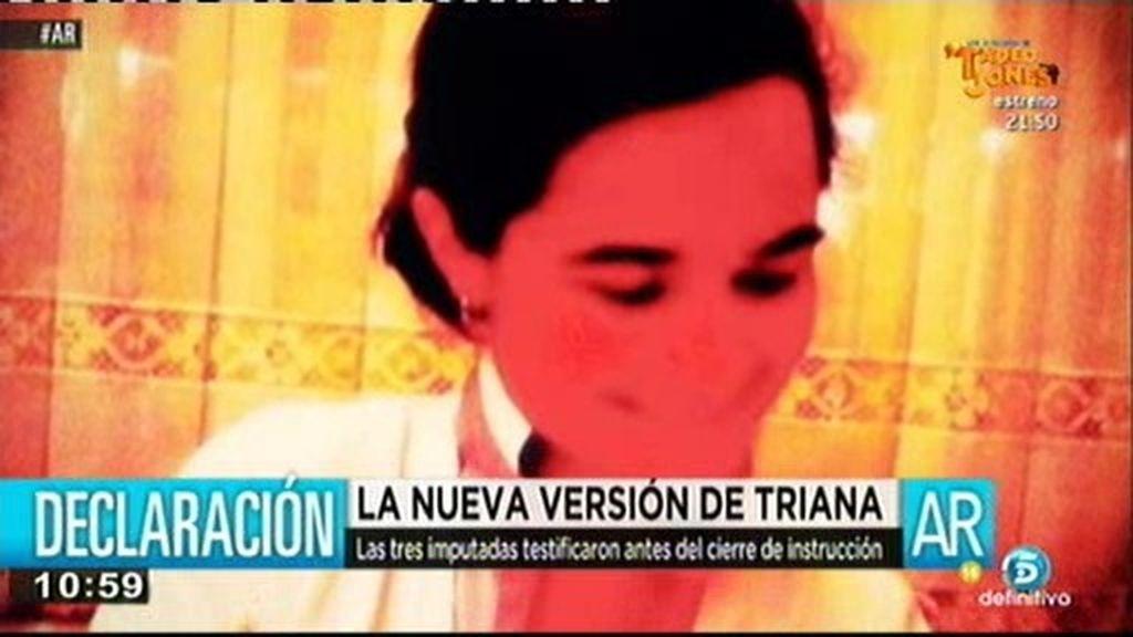"""La nueva versión de Triana: """"Isabel me intentó besar"""""""