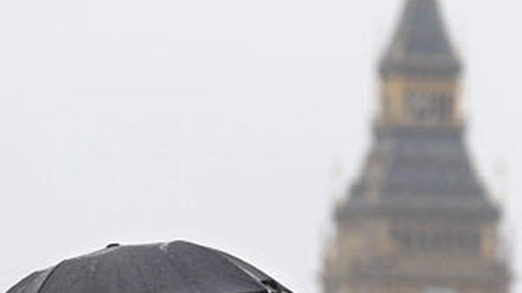 Los británicos son los europeos más infelices. Foto: Reuters.