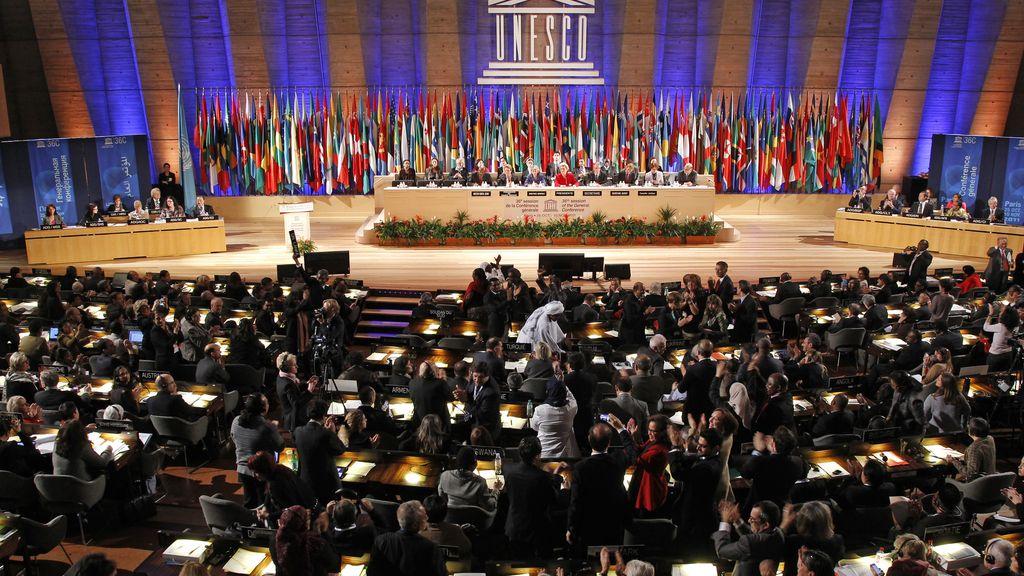 La UNESCO admite a Palestina