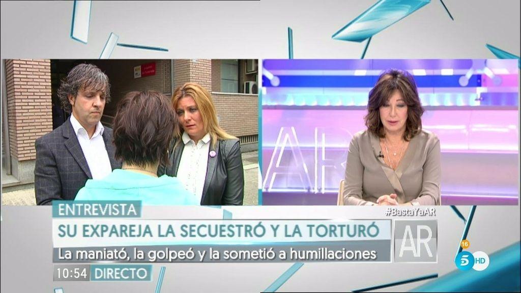 "Vanesa, torturada por su expareja: ""Si me denuncias o me dejas, te mato"""