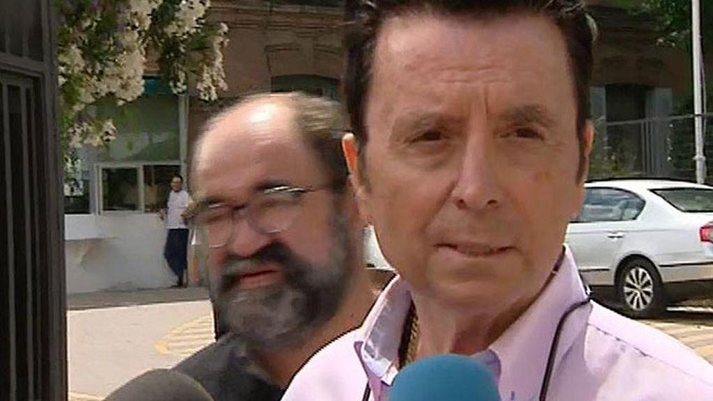 Ortega Cano ya tiene la pulsera telemática