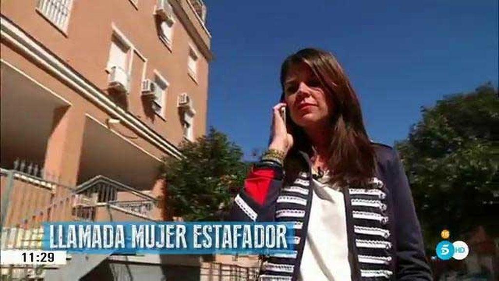 'AR' encuentra a los familiares del presunto estafador de coches