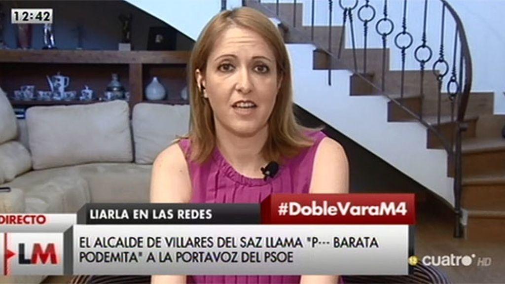 """C. Maestre, portavoz del PSOE de Castilla-La Mancha: """"Es una agresión en toda regla"""""""