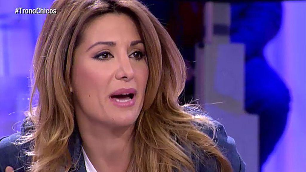 Nagore compara a Anabel con Belén Esteban