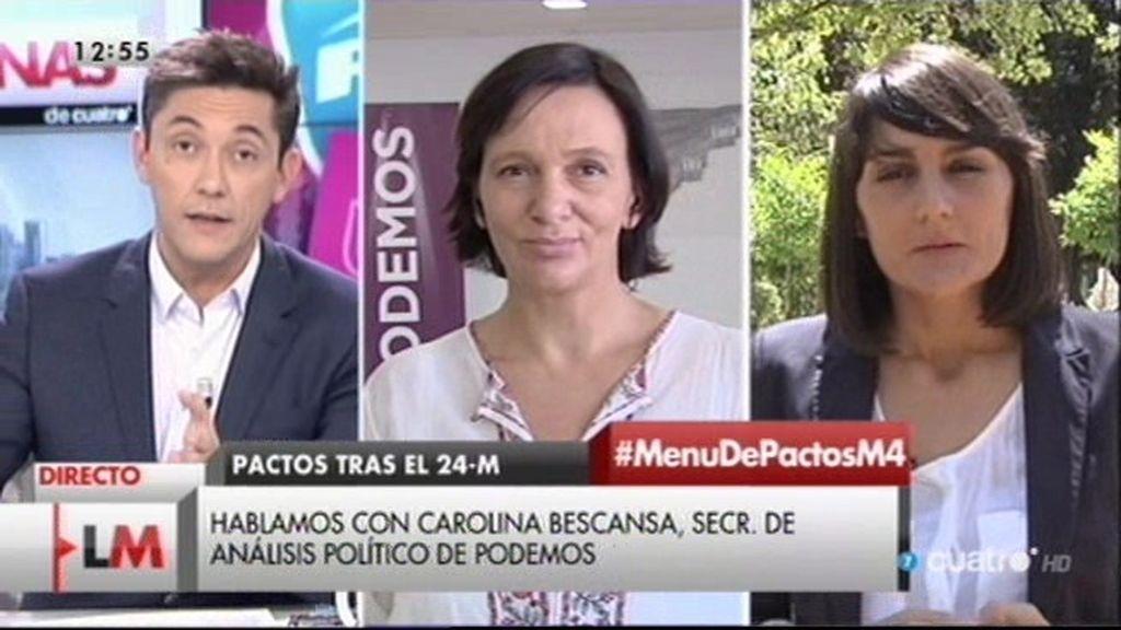 ¿Pactos tras el 24-M entre PSOE y Podemos? Analizamos la cita de Sánchez e Iglesias