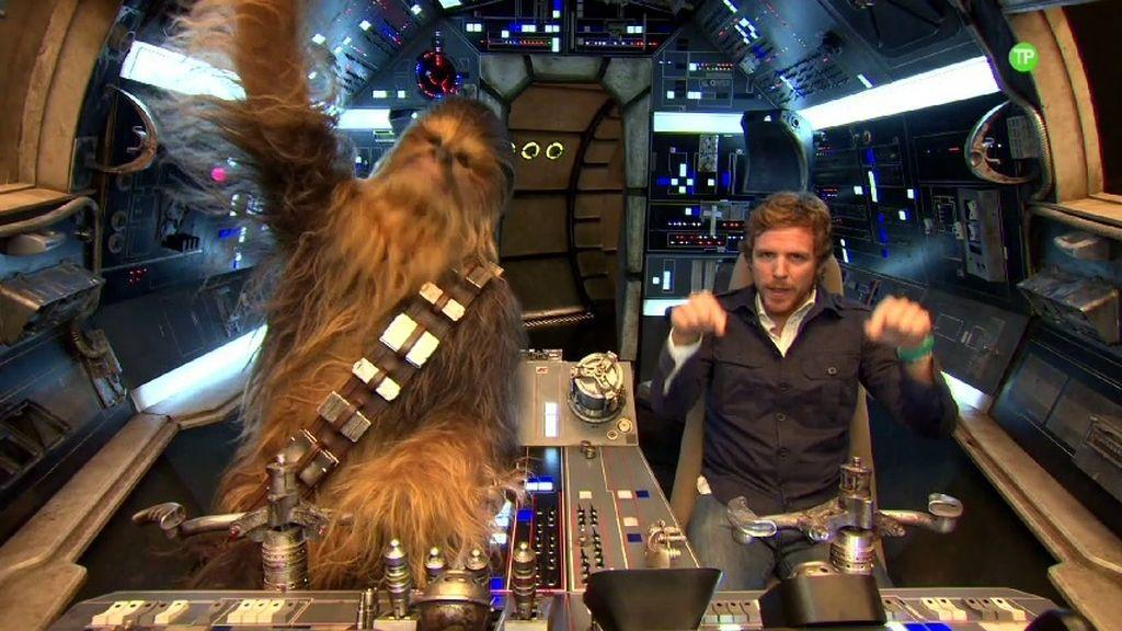 Este sábado es el día 'Star Wars' en Telecinco