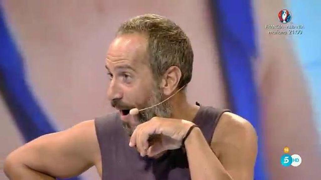 Víctor Sandoval, ¡nuevo asesor del amor en 'Mujeres y hombres y viceversa'!