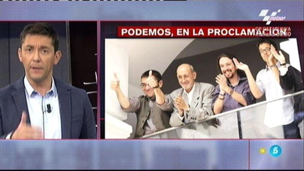 Carmena y su triunfo en el ayuntamiento de Madrid, ¿victoria personal o de Podemos?
