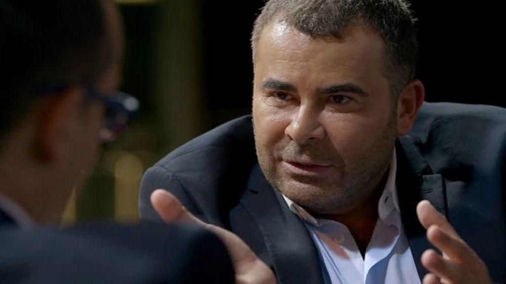 """Jorge Javier, a Risto: """"Aquí hay tomate' era un programa complicado y conflictivo"""""""