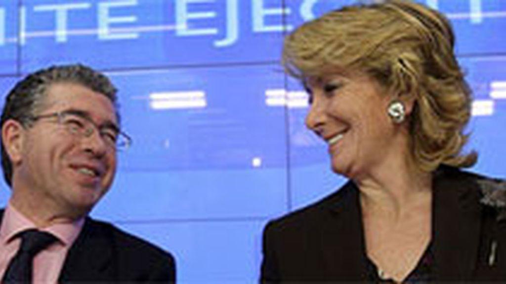Granados ha estado en el equipo de la presidenta regional desde 2003. Foto: EFE.