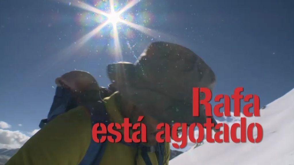 El ascenso de Rafa