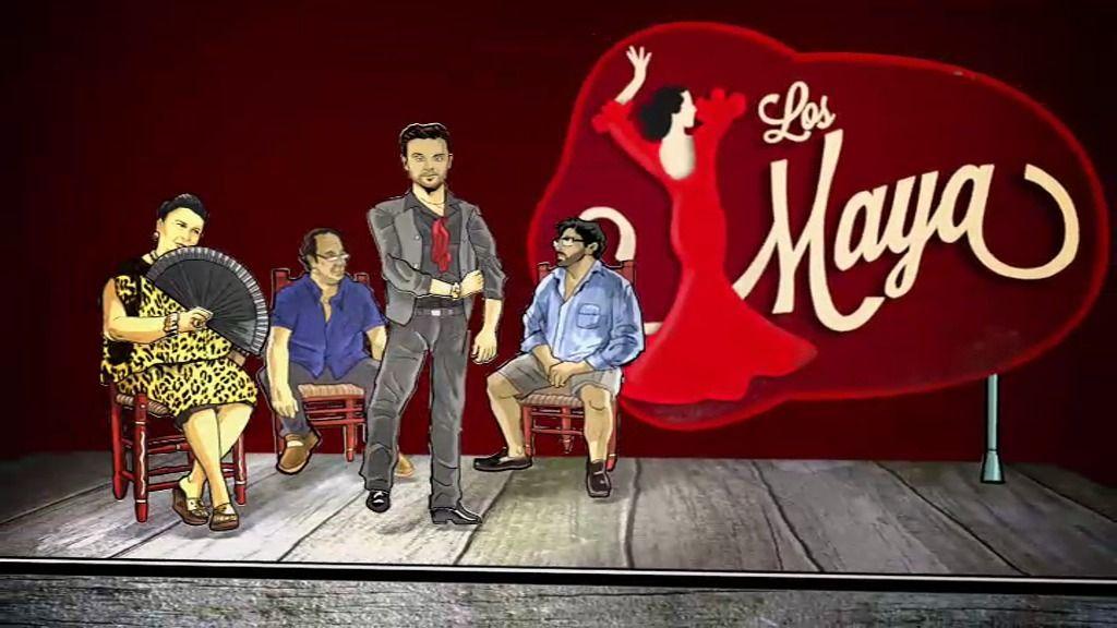 Los Maya, los reyes del Sacromonte