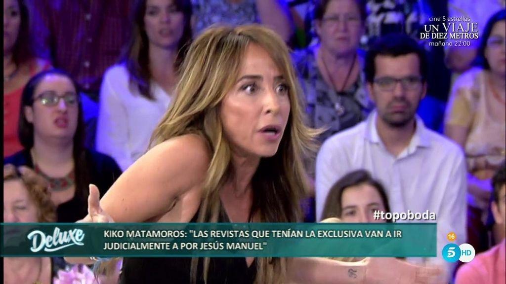 """María Patiño: """"La palabra compañero es muy fuerte como para utilizarla cuando conviene"""""""