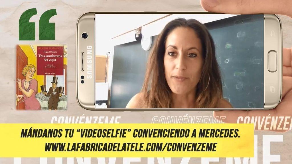 """El """"videoselfie"""" de hoy recomienda 'Tres sombrero de copa' de Miguel Mihura"""