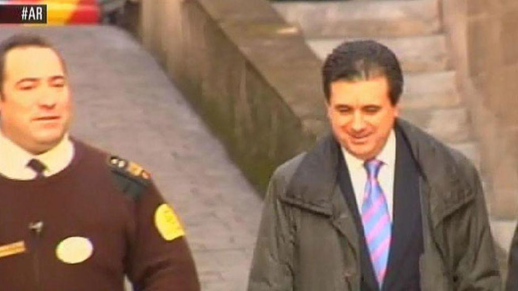El secretario de instituciones penintenciarias explica la puesta en libertad de Matas