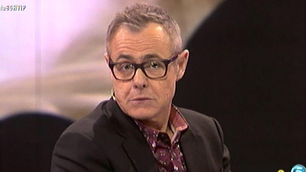 """Jordi, a Ares: """"Kiko Rivera está indispuesto, suele indisponerse los jueves"""""""