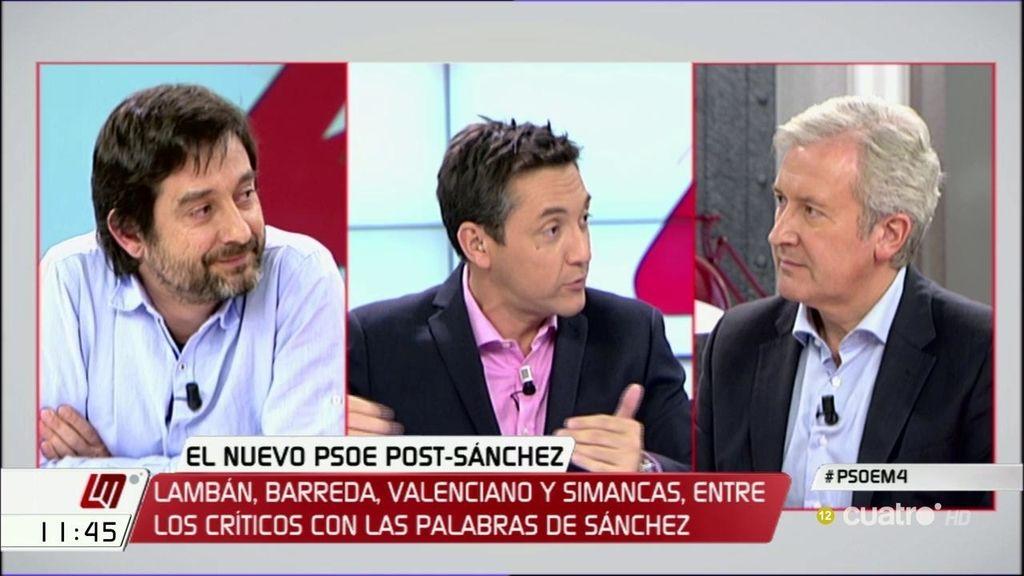 """Emilio del Río anima al PSOE a unirse al acuerdo con Ciudadanos: """"El PSOE siempre tendrá la mano tendida del PP"""""""