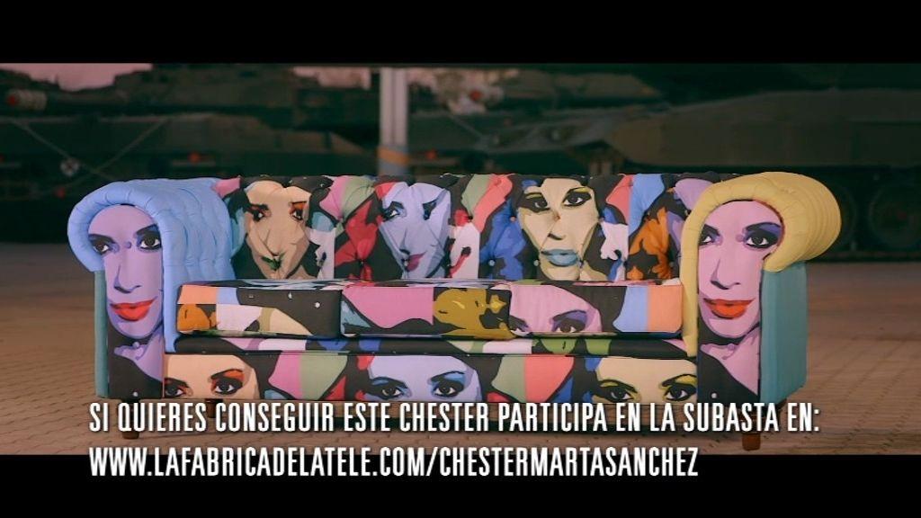 ¿Quieres el chester de Marta Sánchez?