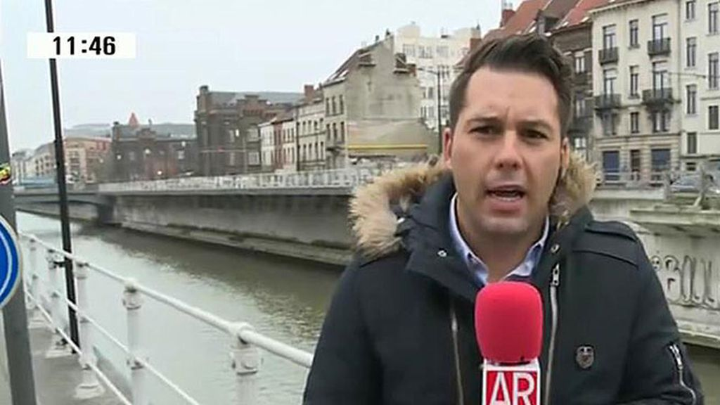 Abdeslam estuvo en contacto con una persona en Molenbeek el pasado martes
