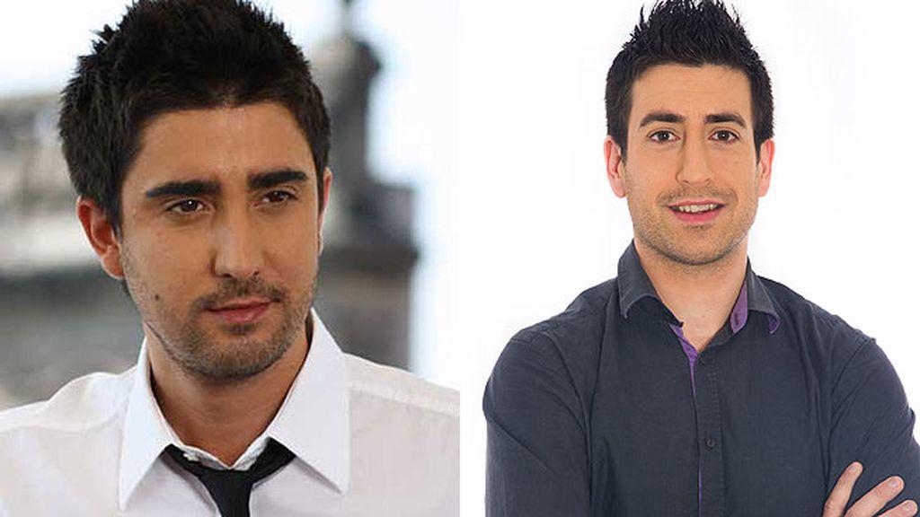 ¿Es Igor el hermano gemelo de Álex Ubago?