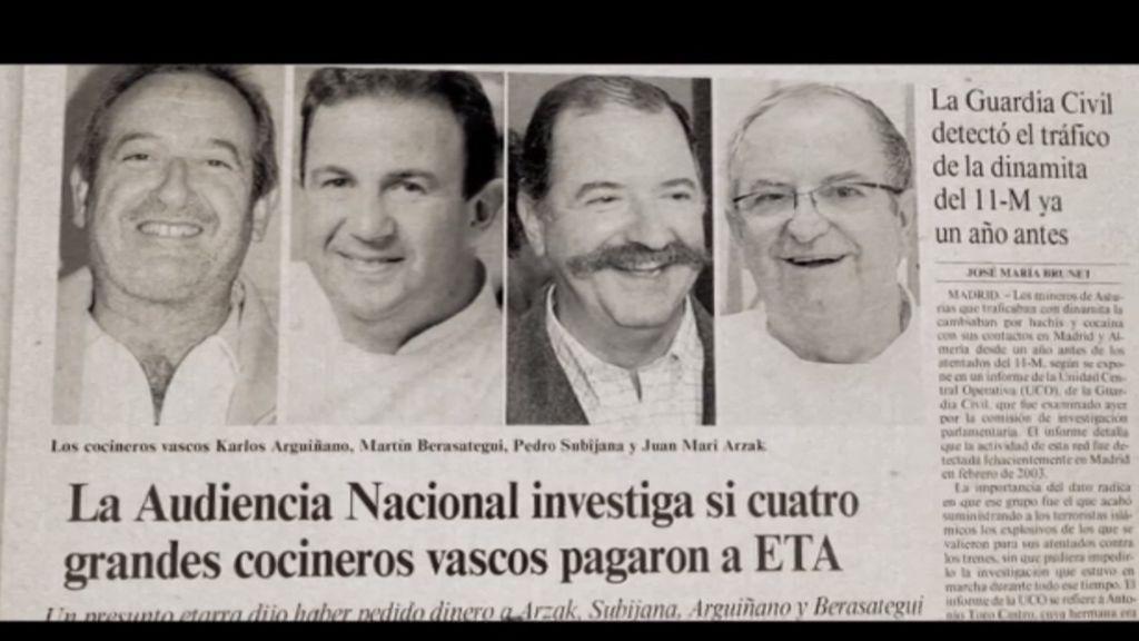 """Martín Berasategui: """"Nunca he pagado el impuesto revolucionario a ETA"""""""