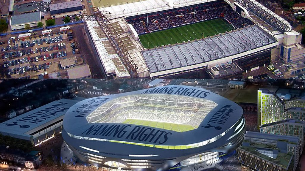 Tottenham: El gran proyecto de Levy