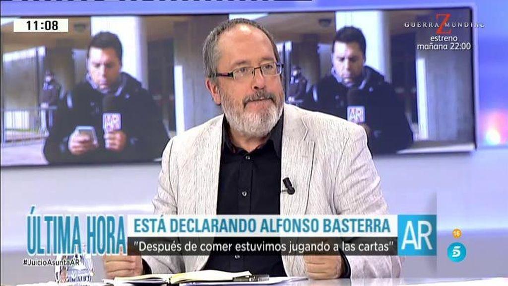 """Excompañero de trabajo de Alfonso: """"Cambió totalmente tras conocer a Rosario"""""""