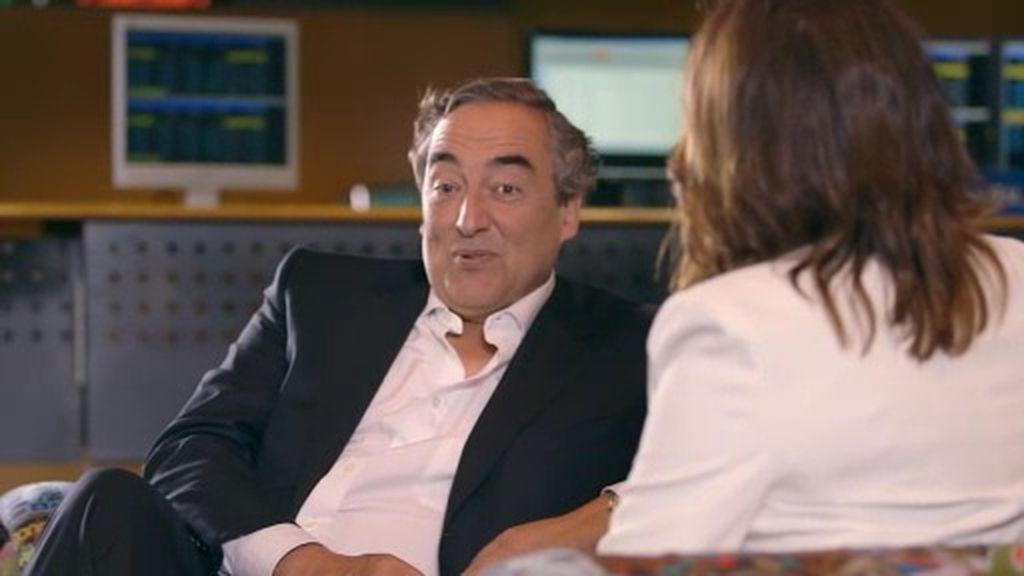 "Juan Rosell: ""Afortunadamente, no he tenido que aplicar EREs con la crisis"""