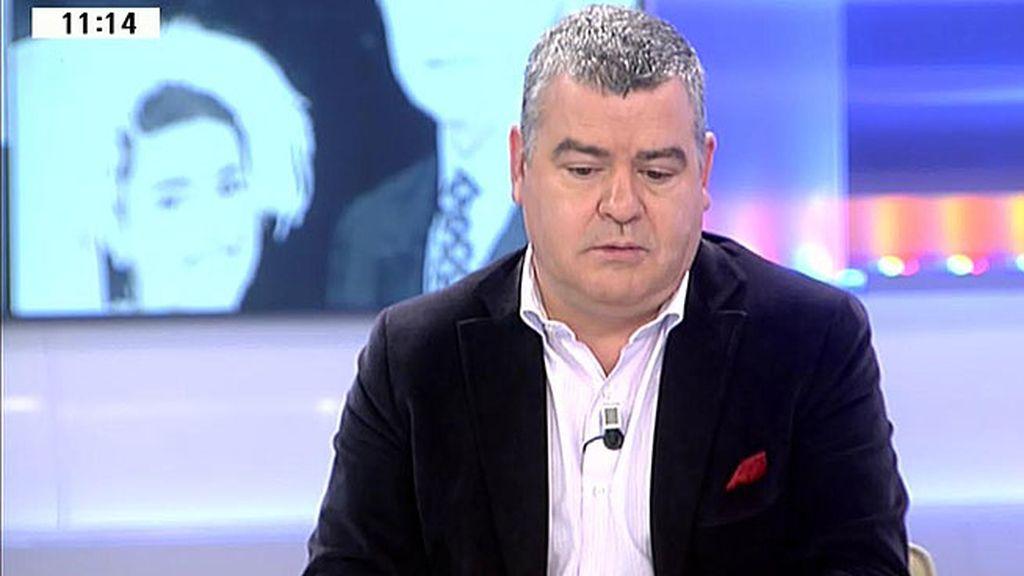 """Vázquez Taín: """"No es necesario tener pruebas que acrediten paso a paso el relato"""""""