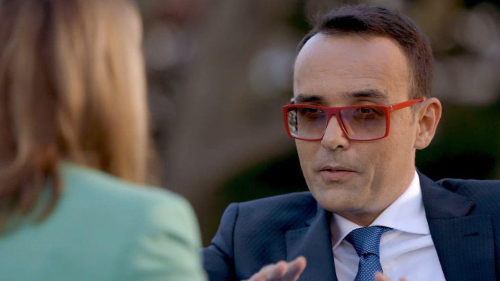 """Arantza Quiroga: """"Entiendo el euskera pero no lo hablo fluido"""""""